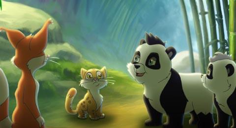 熊猫总动员剧照3